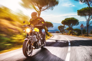 Why Motorcyclists Need to Stand Out on the Road