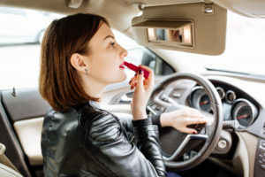 What Are the Most Common Driver Distractions?