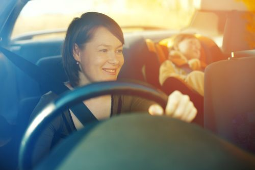 New Child Car Seat Guidelines