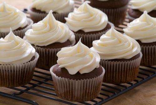 Cream Cheese Cupcakes