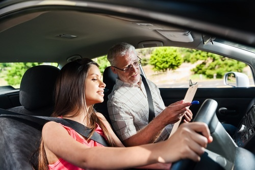Talking to Your Teen About Safe Driving Practices